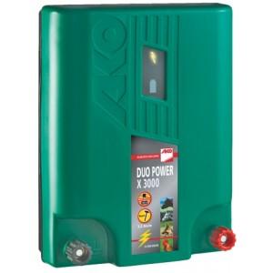 Duo Power X3000