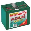 Pile sèche ALKALINE 9 Volts